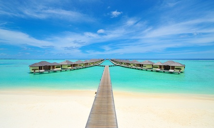 ✈ 4* National Day Getaway: Maldives with Flights