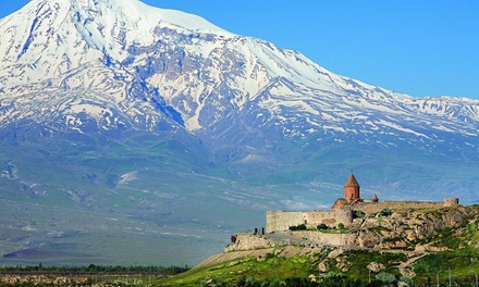 ✈National Day Yerevan Tour with Flights
