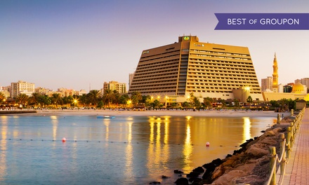 5* Beach Resort in Sharjah