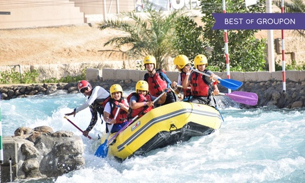Action Packed Day at Wadi Adventure