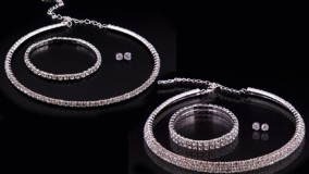 SWAROVSKI ELEMENTS Jewellery Set
