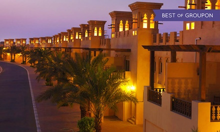 4* Al Hamra Village RAK Stay with Meals
