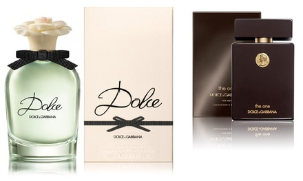 Dolce & Gabbana Fragrances