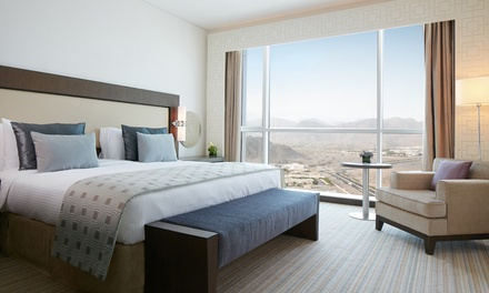 New Year's Eve 5* Fujairah Stay