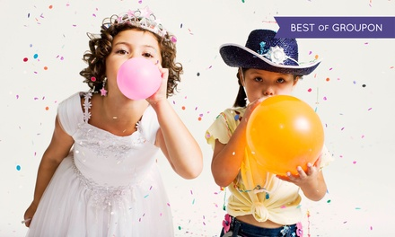 Party Package for Up to 10 Kids