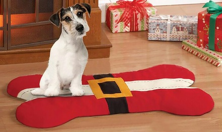 Christmas Pet's Bed