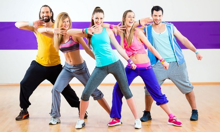 Four Classes of Yoga or Zumba