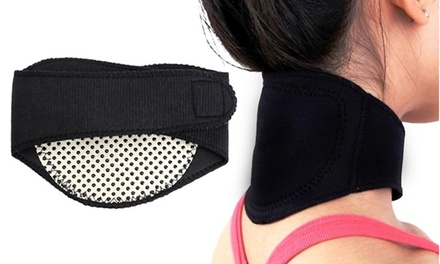 Thermal Self-Heating Neck Pad