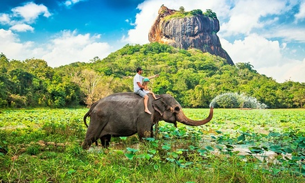 ✈ 4* Sri Lanka Stay with Tours and Transfers
