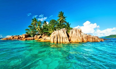 ✈ 4* or 5*star Seychelles Break with Flights
