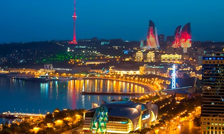 ✈ Baku Break with Return Flights