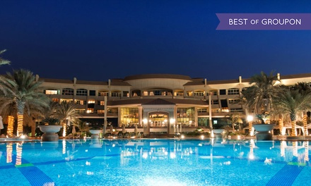 5* Abu Dhabi Beach Resort Stay