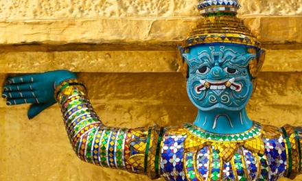 5* Thailand Break with Tours