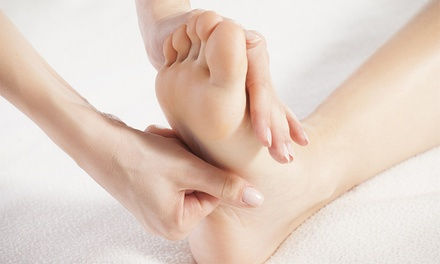 75-Minute Foot Reflexology