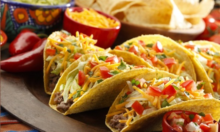 All-You-Can-Eat Mexican Food