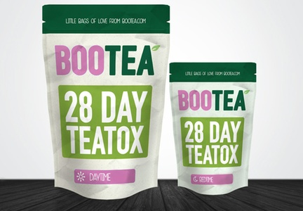 Bootea 28-Day Teatox Pack