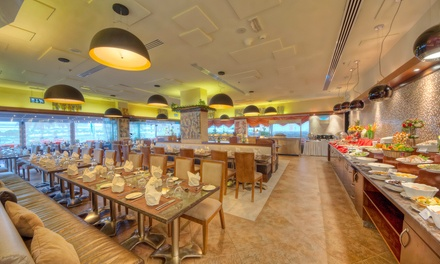 Breakfast and Pool Access: Child AED 39
