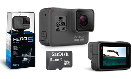 GoPro Hero 5 with 64GB Card