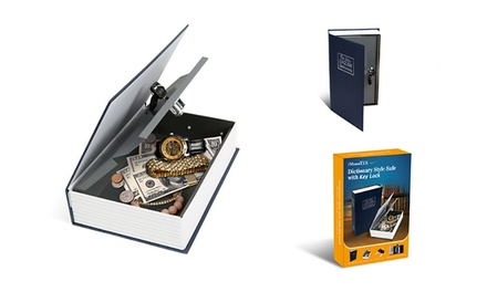 Home Dictionary Book Safe