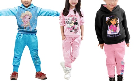 Kids Licensed Character Tracksuit