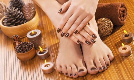 Mani-Pedi and Foot Therapy