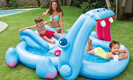 Outdoor Inflatable Play Centres