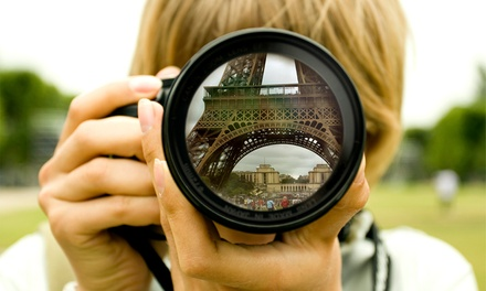 Photography and Editing Course