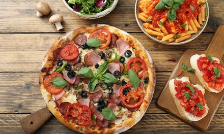 Pizza or Pasta for Two