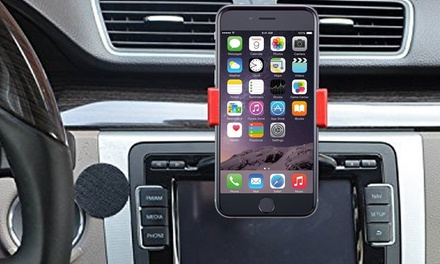 Smartphone CD Clamp-Mount
