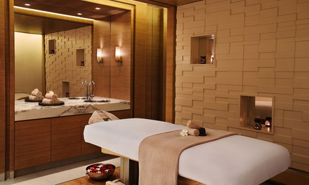 Spa Treatment at DoubleTree by Hilton