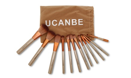 UCanBe Make-Up Brush Kit