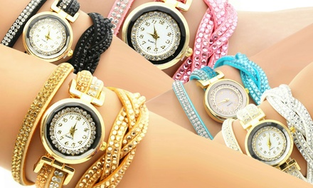 Women's Wrap-Around Watches
