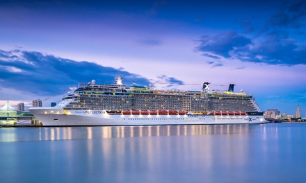 4-Night Mediterranean Luxury Cruise with Meals