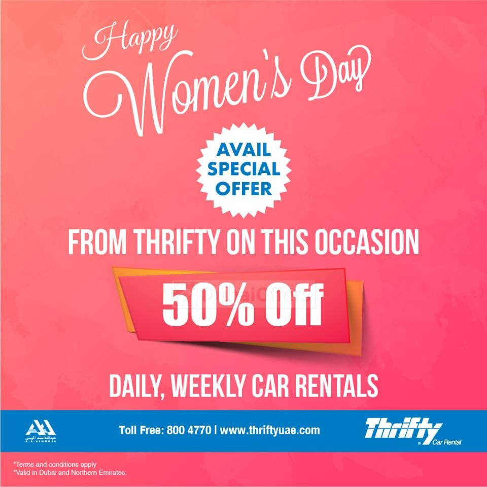 Best Thrifty Car Rental Coupons
