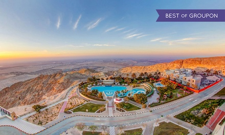 4* All-Inclusive Stay in Al Ain