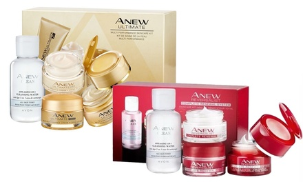 Avon Anew Skin Care Kits
