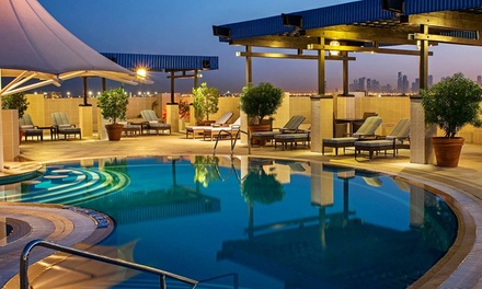 Dubai: Up to 2-Night 4* Stay with Breakfast