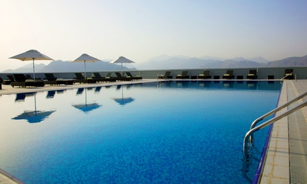 Fujairah: 4* Stay with Breakfast