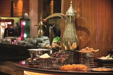 5* Iftar Buffet with Drinks