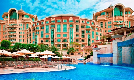 Dubai: Up to 2-Night 5* Stay with Lunch and/or Brunch