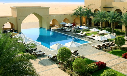 Abu Dhabi: 1- or 2-Night 4* Break with Breakfast