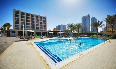 Ajman: 1- or 2-Night Stay with Breakfast