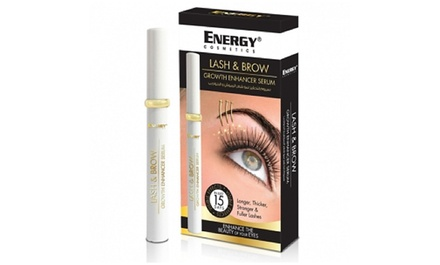 Eyelash and Brow Growth Enhancer Serum