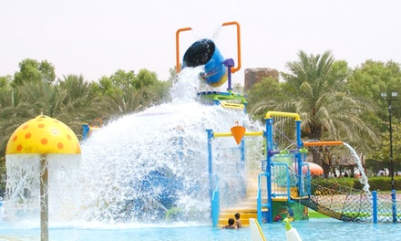 Umm Al-Quwain: 1- or 2-Night 4* Stay