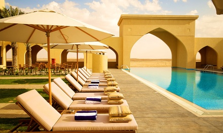 Abu Dhabi: 1- or 2-Night Romantic Package with Half Board