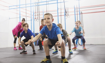 Five Group Fitness Sessions: Child (AED 149)