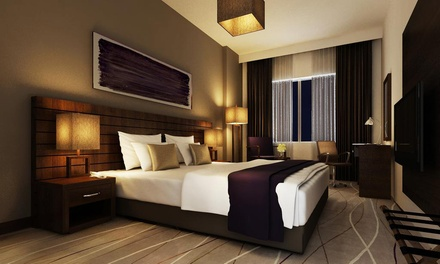 RAK Stay for 1 or 2 Nights with Breakfast and Lunch or Dinner