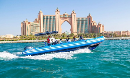 90-Minute Jumeirah Palm Tour: Child (AED 99)