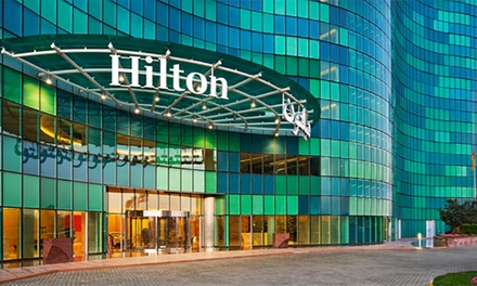 Fitness Classes at 5* Hilton Capital Grand