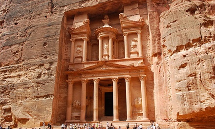 ✈ Jordan: 3-Night New Year's Tour with Flights